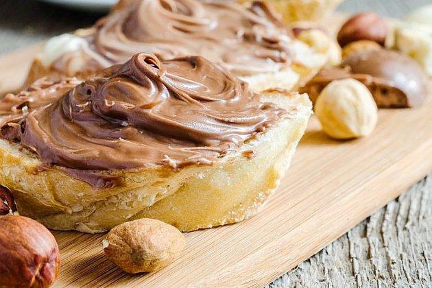38 % des français se sentent coupables de manger du nutella